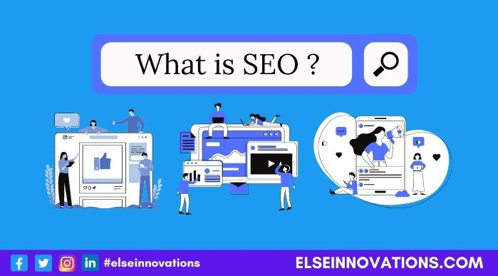 What is SEO - Search Engine Optimization & How It Works Step By Step